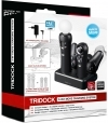 Stacja Dokująca SpeedLink QUADDOCK All In 1 SL-4314-BK (PS3)